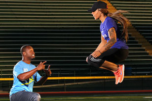 Vision Fitness and Wellness Performance Enhancement Training